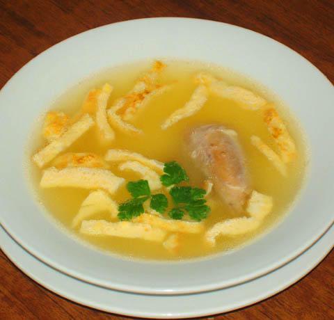 безкультурному поведению суп деликатесный с омлетом каким можно